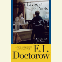 Lives of the Poets Cover