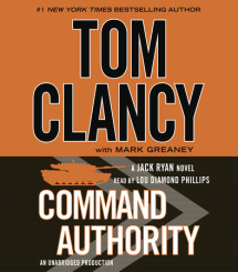 Command Authority Cover
