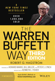 The Warren Buffett Way Cover