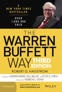 The Warren Buffett Way Cover
