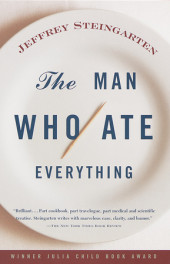 The Man Who Ate Everything Cover