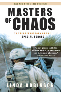 Masters of Chaos Cover