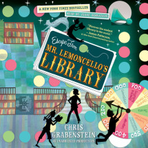 Escape from Mr. Lemoncello's Library Cover