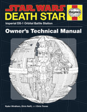 Gifts for the Geek | Day 7: Death Star Owner's Technical Manual