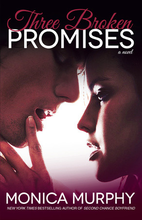 WEEKLY GIVEAWAY: Enter to win a copy of THREE BROKEN PROMISES!