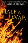 50 Page Fridays: Half a War by Joe Abercrombie
