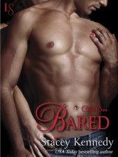 #Saturday Snippet with BARED by Stacey Kennedy – enjoy!