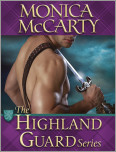 The Highland Guard Series 8-Book Bundle