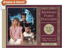 Awkward Family Postcards