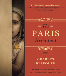 The Paris Architect Cover