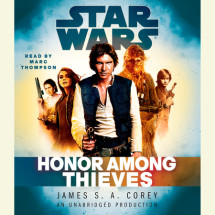 Honor Among Thieves: Star Wars (Empire and Rebellion) Cover