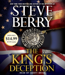 The King's Deception Cover