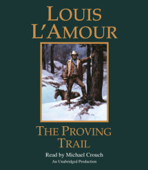 The Proving Trail Cover