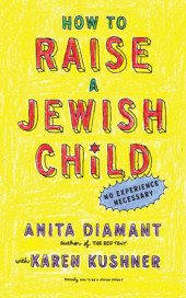 How to Raise a Jewish Child Cover