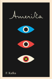 Amerika: The Missing Person Cover