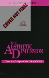 The Aesthetic Dimension Cover