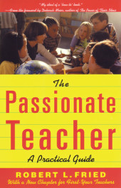 The Passionate Teacher Cover