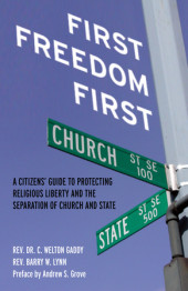 First Freedom First Cover