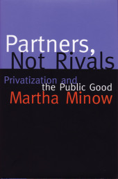 Partners Not Rivals Cover