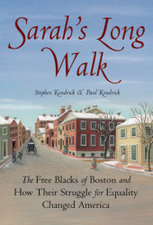 Sarah's Long Walk Cover