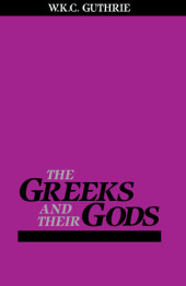 Greeks and Their Gods Cover