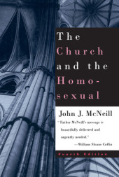 The Church and the Homosexual Cover