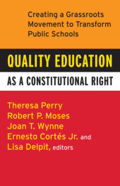 Quality Education as a Constitutional Right Cover
