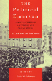 The Political Emerson Cover