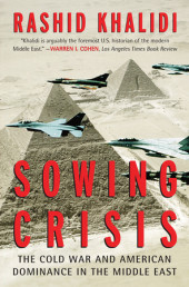 Sowing Crisis Cover