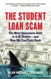 The Student Loan Scam Cover