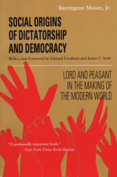 Social Origins of Dictatorship and Democracy Cover