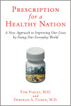 Prescription for a Healthy Nation