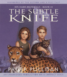 His Dark Materials, Book II: The Subtle Knife Cover