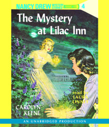 Nancy Drew #4: The Mystery at Lilac Inn Cover