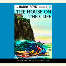 The Hardy Boys #2: The House on the Cliff Cover