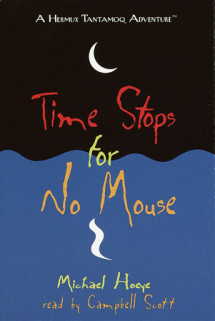 Time Stops for No Mouse: A Hermux Tantamoq Adventure Cover