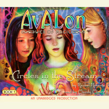 Avalon Web of Magic Book 1 Cover