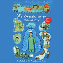 The Breadwinner Cover