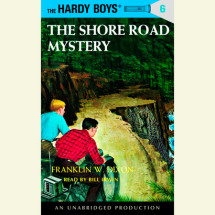 The Hardy Boys #6: The Shore Road Mystery Cover