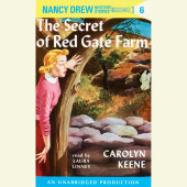 Nancy Drew #6: The Secret of Red Gate Farm Cover