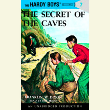 The Hardy Boys #7: The Secret of the Caves Cover