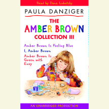 The Amber Brown Collection III Cover