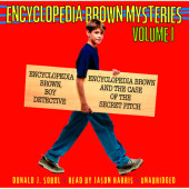 Encyclopedia Brown Mysteries, Volume 1 Cover