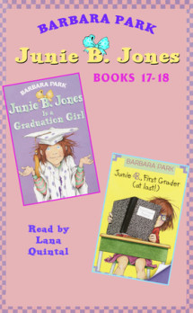 Junie B. Jones: Books 17-18 Cover