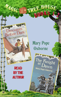 Magic Tree House: Books 1 and 2 Cover