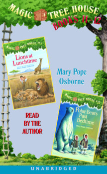 Magic Tree House: Books 11 & 12 Cover