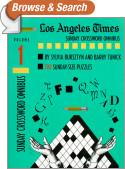 Los Angeles Times Sunday Crossword Omnibus, Volume 1
