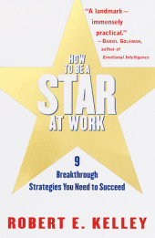 How to Be a Star at Work Cover