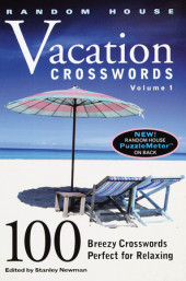 Random House Vacation Crosswords, Volume 1 Cover