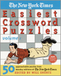 The New York Times Easiest Crossword Puzzles, Volume 1